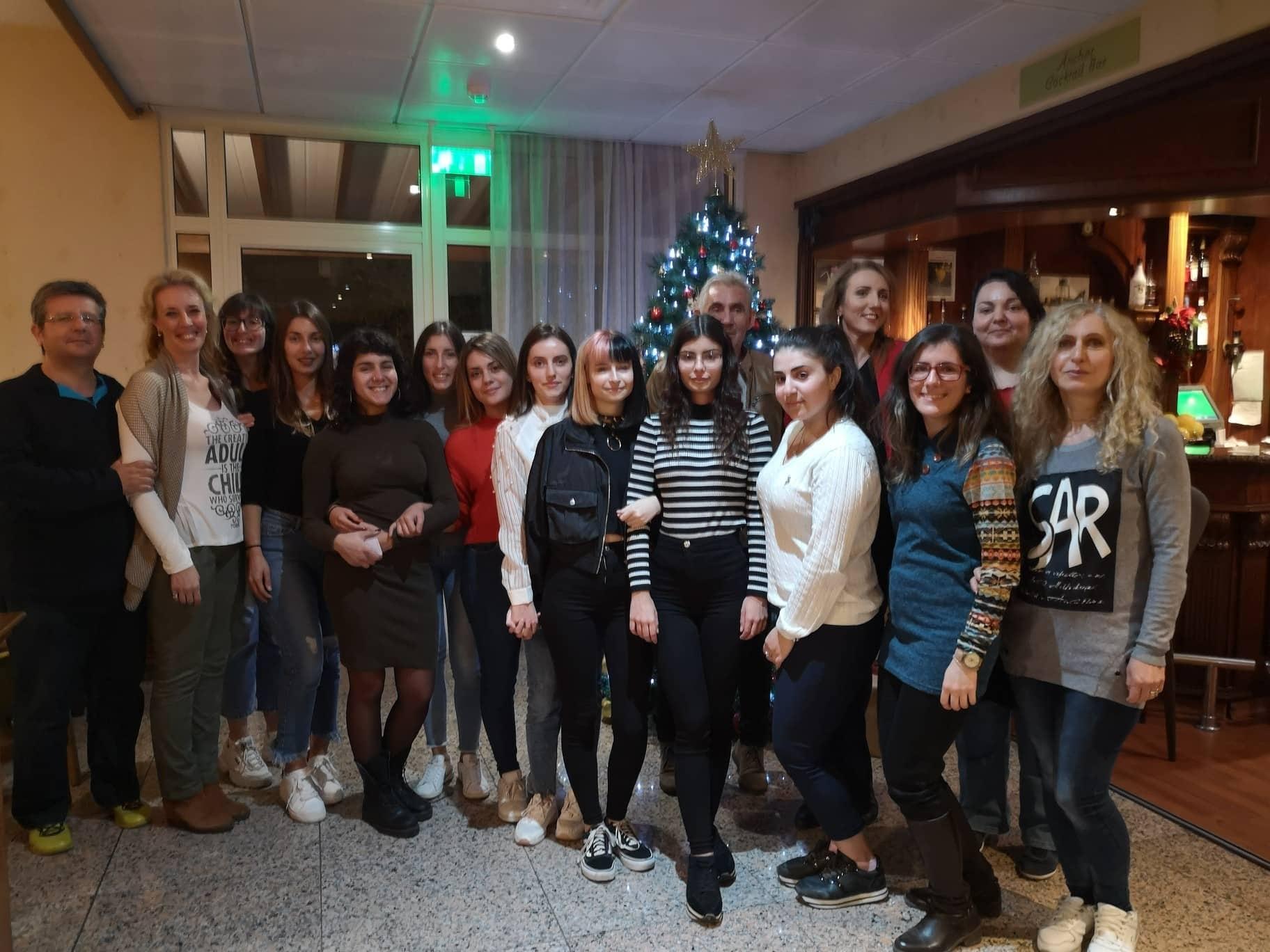 Πρακτική εξασκηση σπουδαστών αισθητικής του ΔΙΕΚ Βέροιας στην Κύπρο